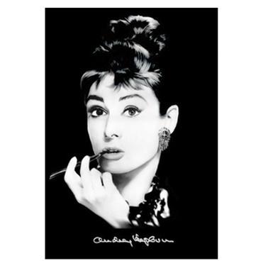 Deffter Unutulmayanlar Audrey Hepburn Renkli